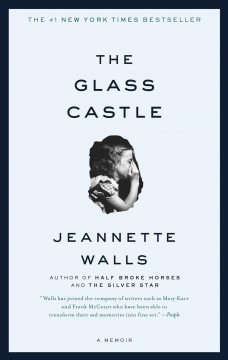 The Glass Castle, book cover
