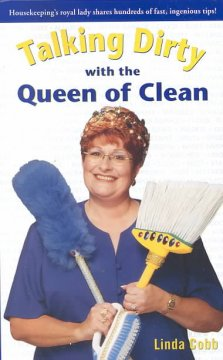 Talking Dirty With the Queen of Clean, book cover