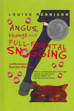 Angus, thongs and full-frontal snogging : confessions of Georgia Nicolson / Louise Rennison.