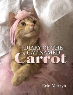Diary of a Cat Named Carrot, by Erin merryn