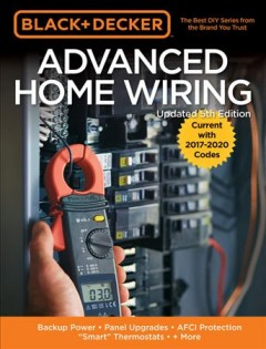 Advanced Home Wiring , book cover