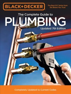 The Complete Guide to Plumbing , book cover
