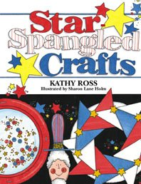 Star-spangled Crafts, book cover