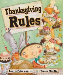 Thanksgiving Rules, book cover
