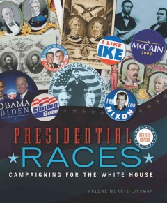 Presidential Races, book cover