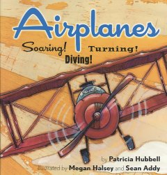 Airplanes, book cover