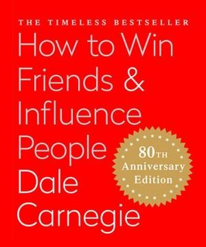 Cómo ganar amigos e influir en las personas, portada del libro