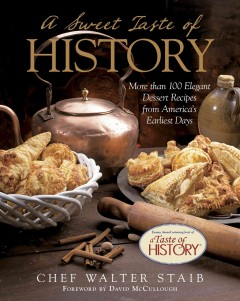 Book cover for A Sweet Taste of History