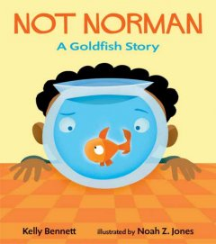 Not Norman, book cover