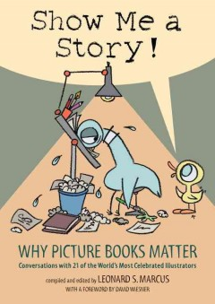 Show Me a Story!, book cover