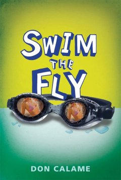 Swim the Fly, book cover