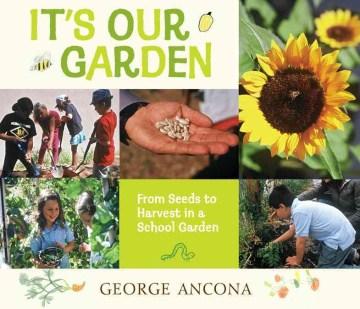 It's Our Garden, portada del libro