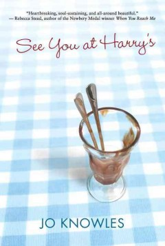 See You at Harry's, book cover