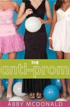 The Anti-prom, book cover