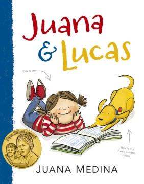 Juana & Lucas, book cover