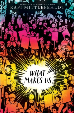What Makes Us, book cover