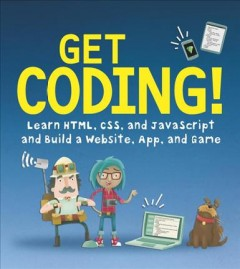 Get Coding, book cover