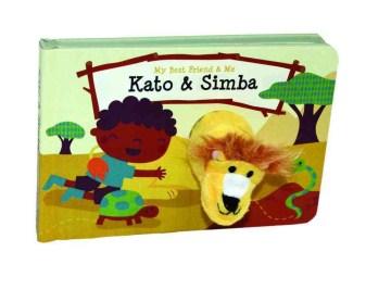 Kato & Simba / text: Annelein Wehrmeijer ; illustrations: Deborah van de Leijgraaf.