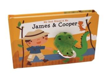 James & Cooper / text, Mariska Vermeulen ; illustrations, Deborah van de Leijgraaf.