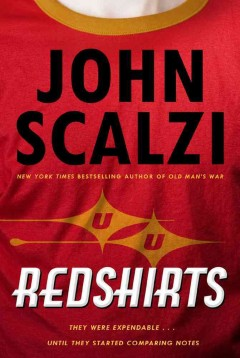 Redshirts, book cover