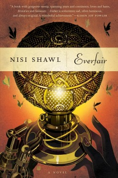 Everfair, portada del libro