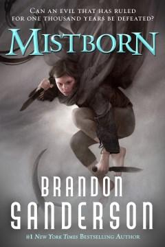 Mistborn by Brandon Sanderson