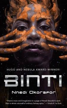 Binti, portada del libro