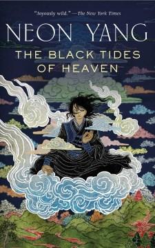 Las mareas negras del cielo, portada del libro