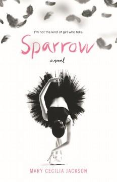 Gorrión, portada de libro