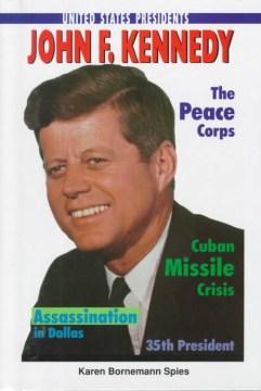 John F. Kennedy, portada del libro
