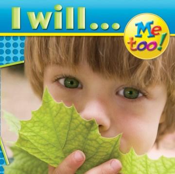 I will-- me too!