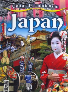Cultural Traditions in Japan, book cover