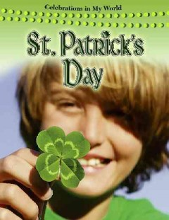 St. Patrick's Day by Molly Aloian, book cover