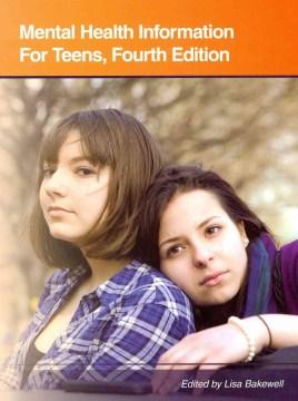 Información de salud mental para adolescentes, portada del libro