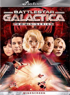 Battlestar Galactica, book cover