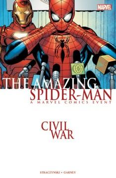 内戦スパイダーマンのカバー
