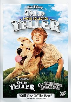 Old Yeller , book cover