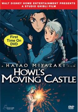 Lâu đài di chuyển của Howl, bìa sách