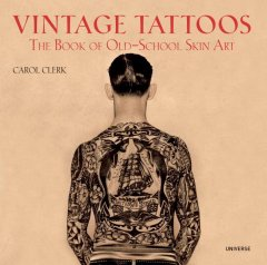 Vintage Tattoos, book cover