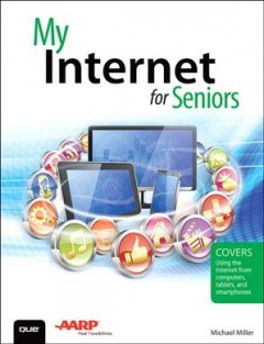 My Internet for Seniors, book cover