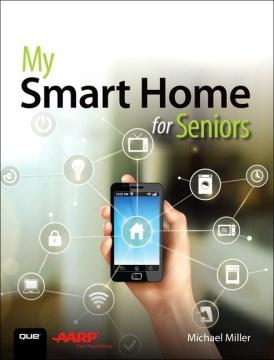 Mi casa inteligente para personas mayores, portada de libro