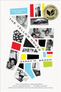 The Yellow House, book cover