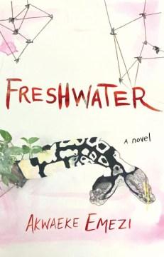 Agua dulce, portada de libro