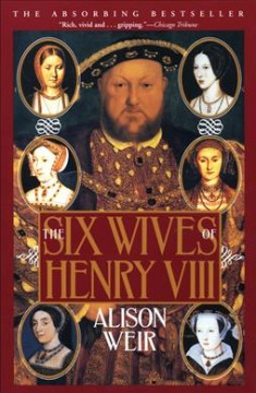The Six Wives of Henry VIII, book cover