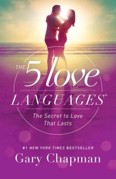 Los 5 lenguajes del amor, portada del libro