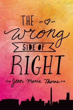 The Wrong Side of Right, book cover
