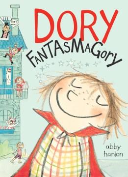 Dory Fantasmagory, book cover