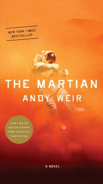 """The Martian"" – Andy Weir"