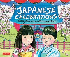 Japanese Celebrations, book cover