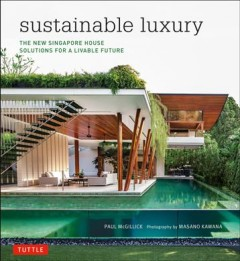 Sustainable Luxury, book cover